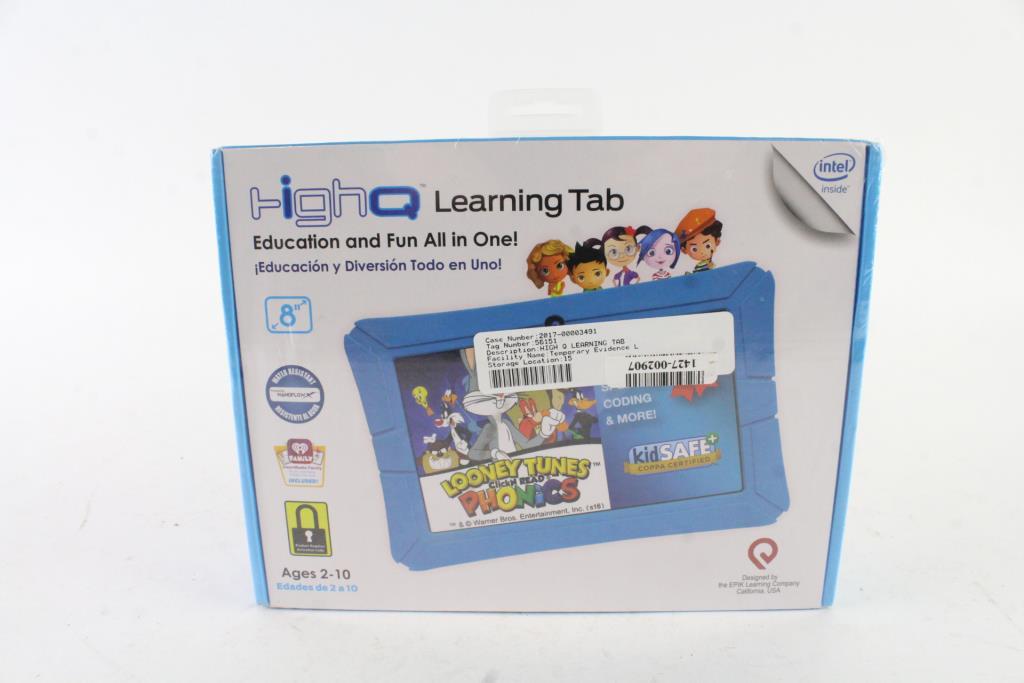 EPIK Learning HighQ Learning Tablet | Property Room