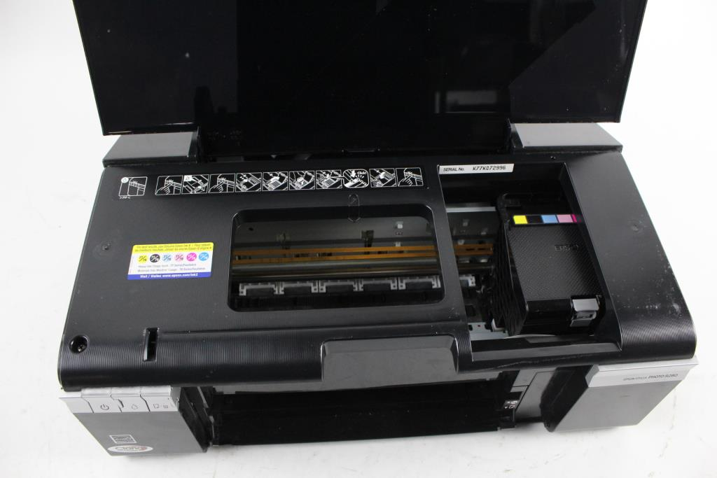 Epson Stylus Photo R280 Printer Driver