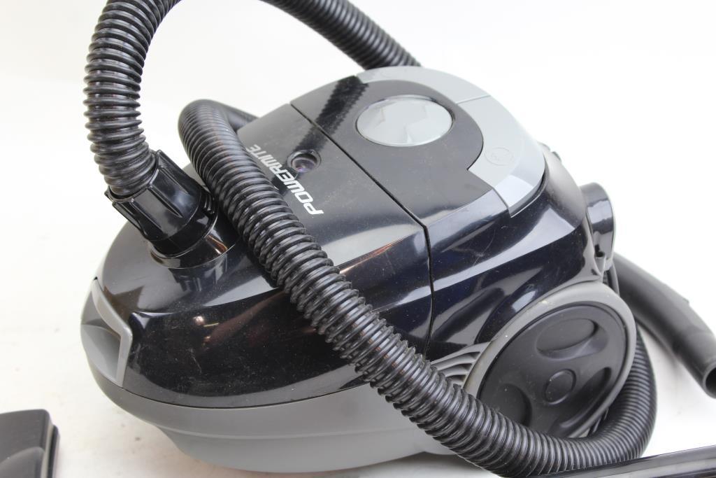 Eureka 930a Powermite Canister Vacuum Cleaner Property Room