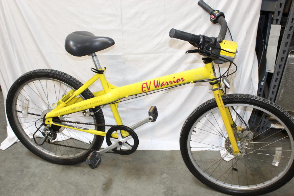 EV Warrior Electric Bike//Bicycle Motor with Harness CCW engine 24v robot