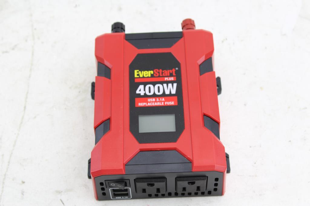 EverStart Plus 400W Power Inverter | Property Room