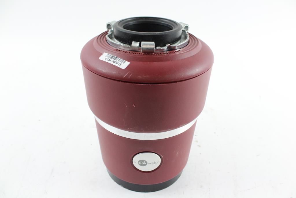 Evolution Select InSinkErator Garbage Disposal | Property Room