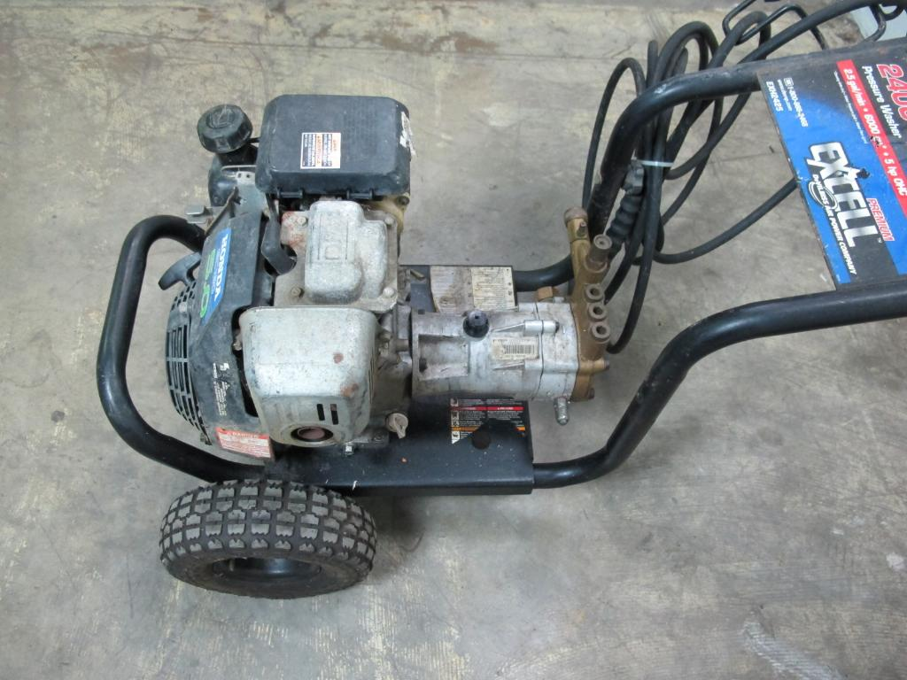Ex-Cell Premium Pressure Washer, ***FLORIDA APPT ONLY***