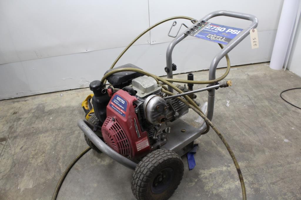 Excell Xr2750 Pressure Washer