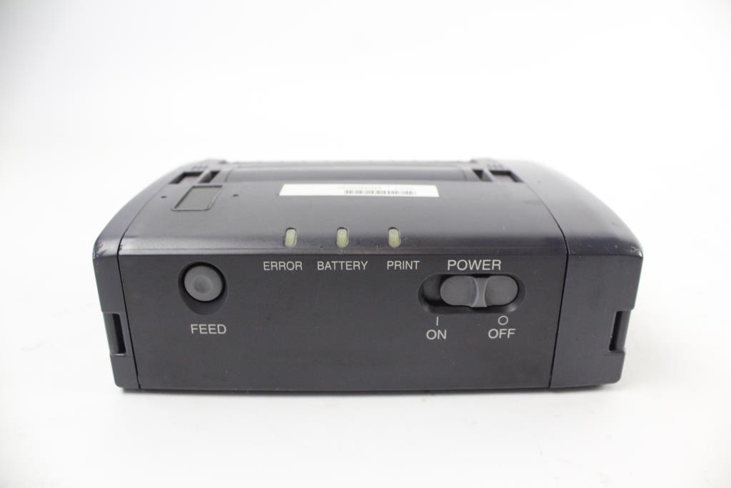fedex astra plus printer with case property room