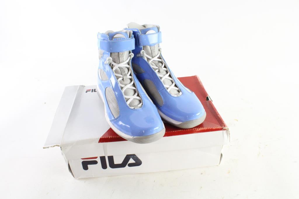 Fila Mens Shoes, Size 10.5 Eiendomsrom  Property Room