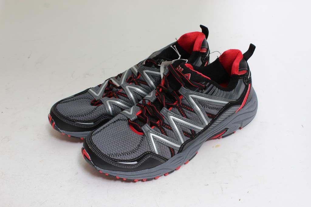Fila Men's Trail Running Shoes, Size 12 Eiendomsrom  Property Room
