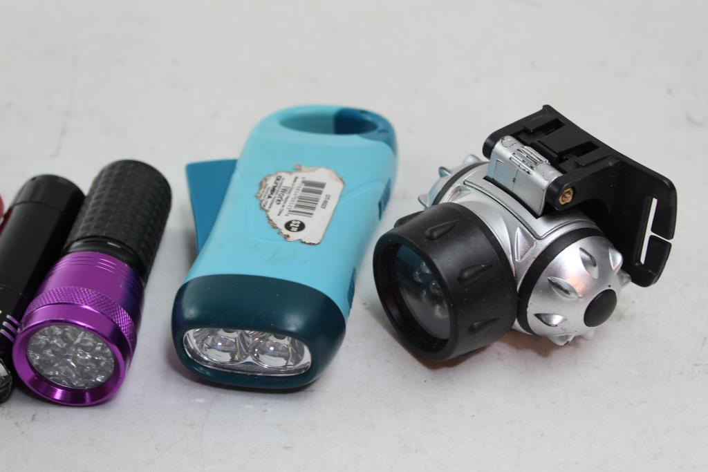 Flashlights: Performance Tool, Bell Howell, Skill And More