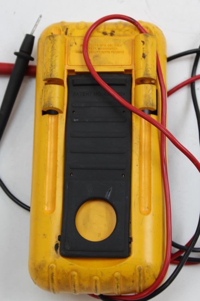 Fluke 87 III True RMS Multimeter | Property Room