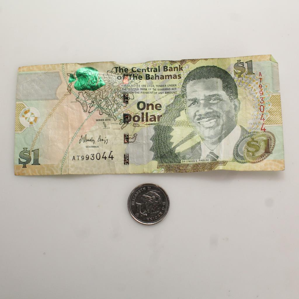Image 1 Of 2 Foreign Currency