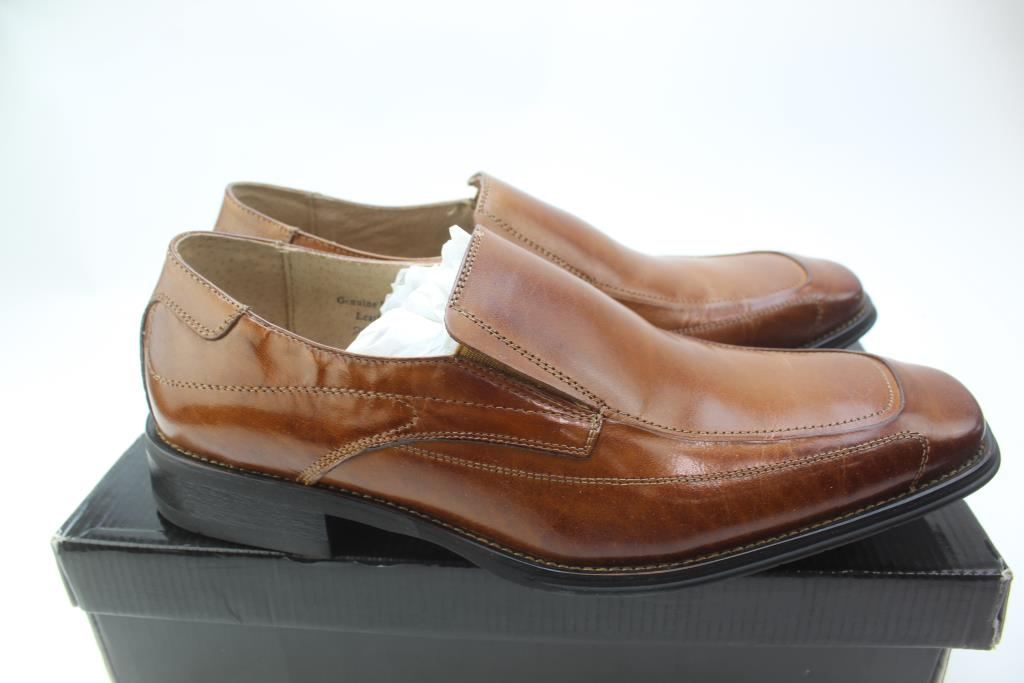 wholesale sales nice cheap good service Fratelli Select Men's Leather Shoes; Size 10.5 | Property Room