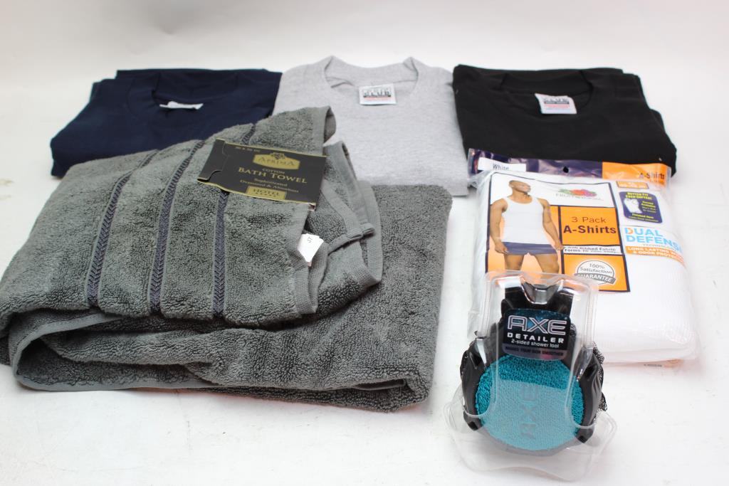Fruit Of The Loom, Pro Club And More Men's Clothing, 6