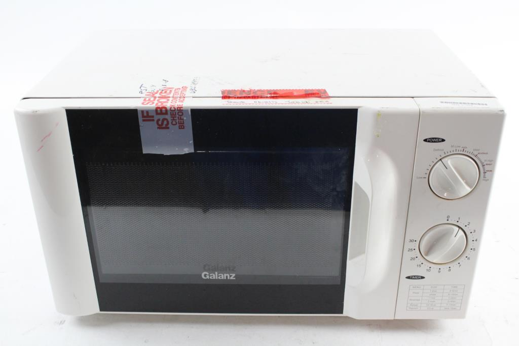 Galanz Microwave Property Room