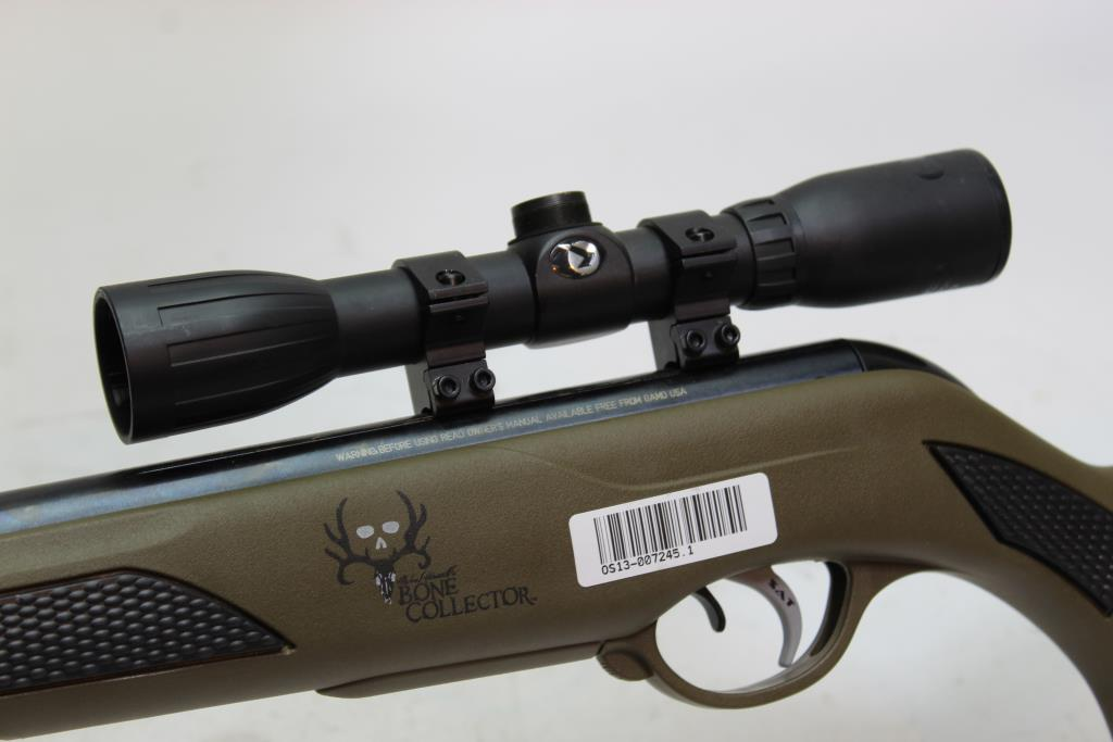 Gamo Bone Collector Bull Whisper Air Rifle With Scope | Property Room