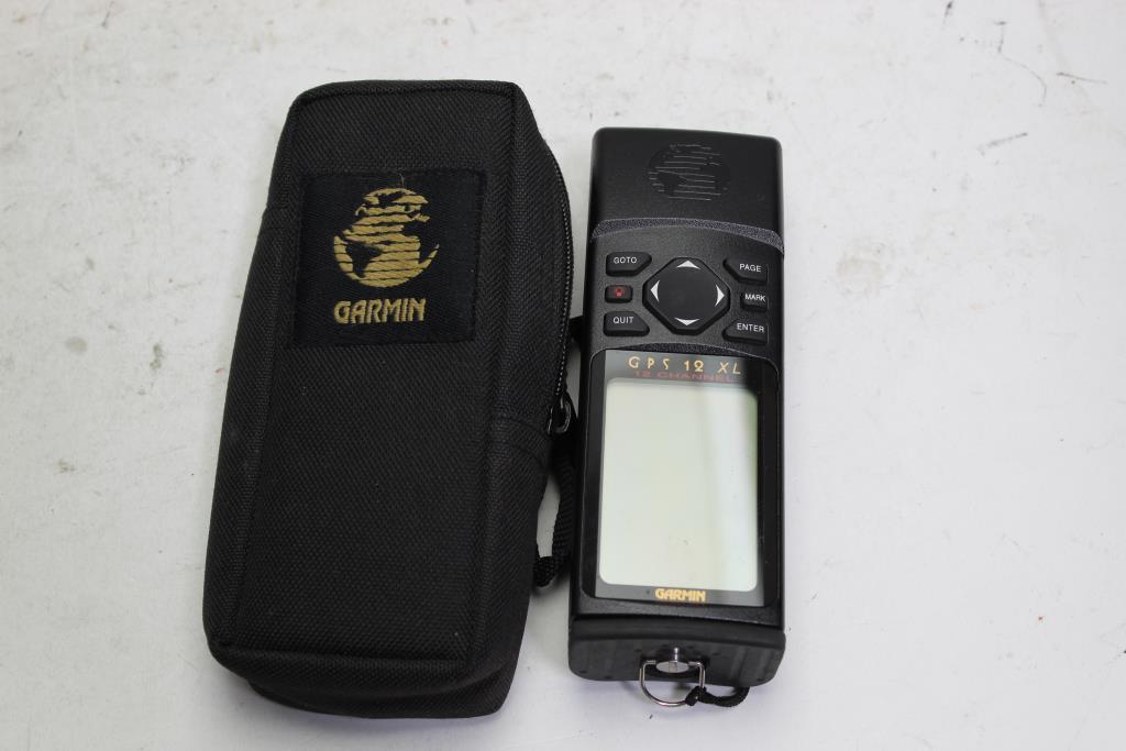 GARMIN GPS 12XL DRIVER FOR WINDOWS MAC