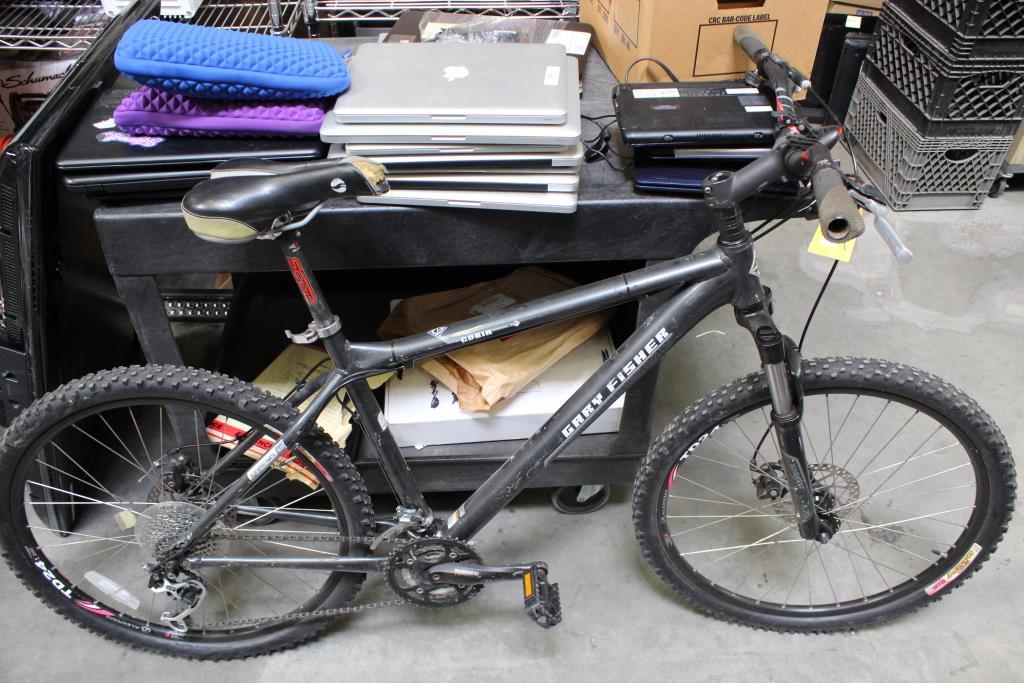 Fisher celebrity mountain bike