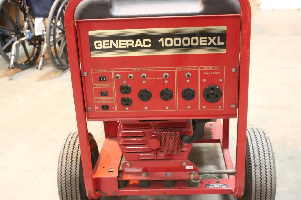 Generac 10000 Exl Generator Wiring Diagram  Briggs