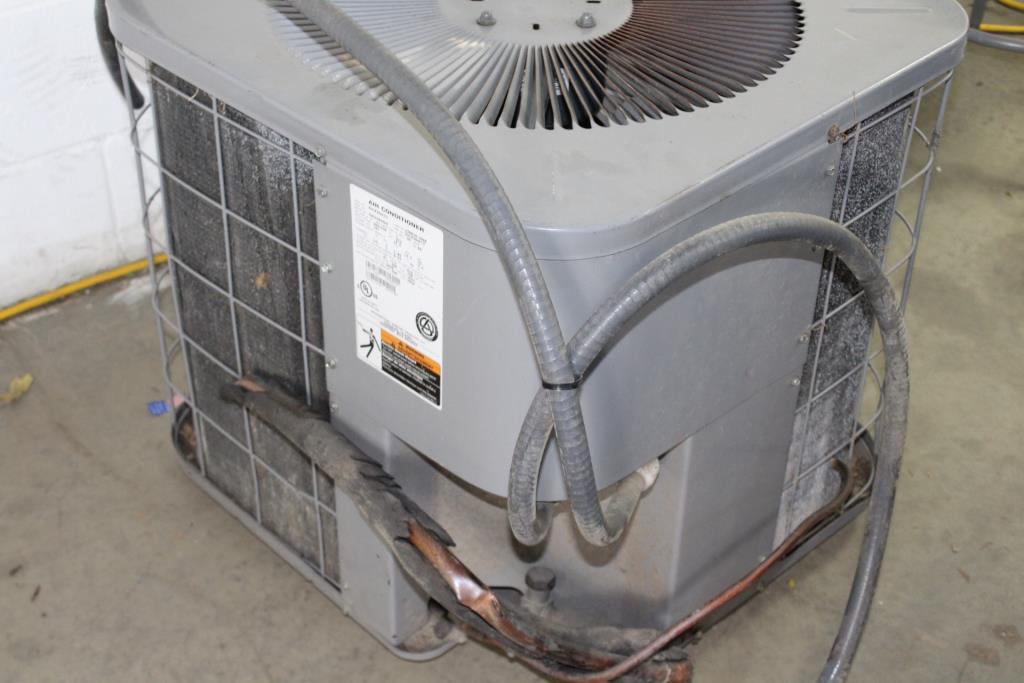 General Electric Air Conditioner Compressor Nac030akc3