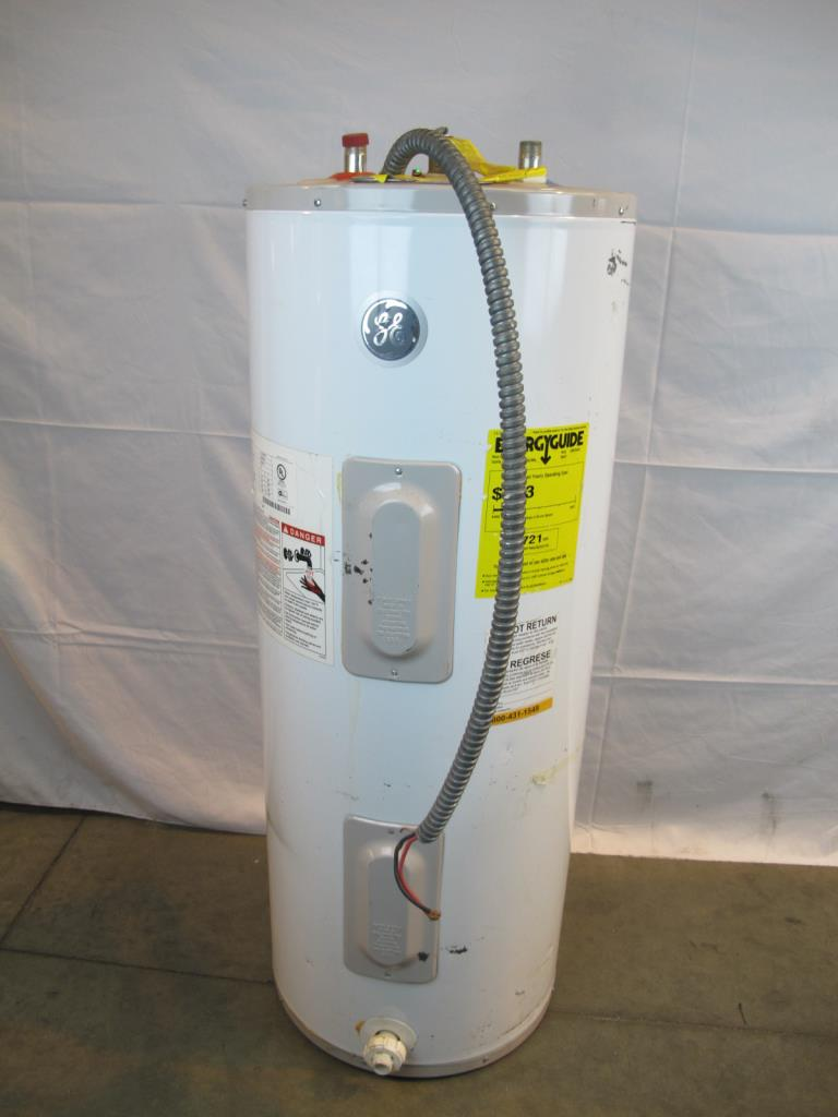 General Electric Ge30t06aag Water Heater 30 Gallon