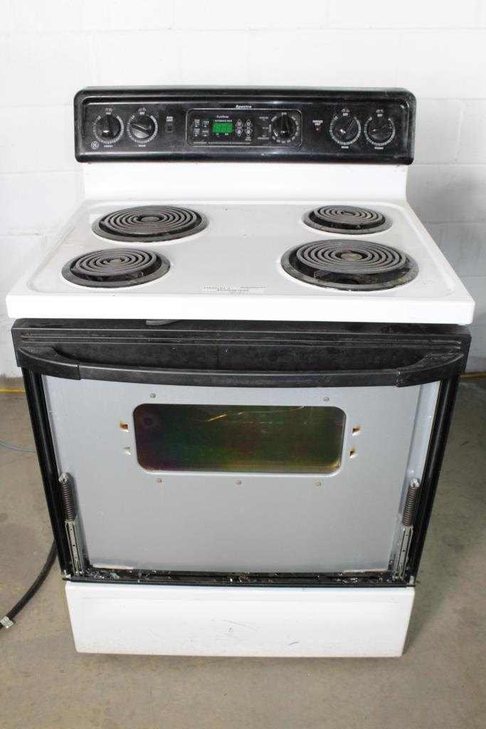 General Electric Spectra Stove Top And Oven