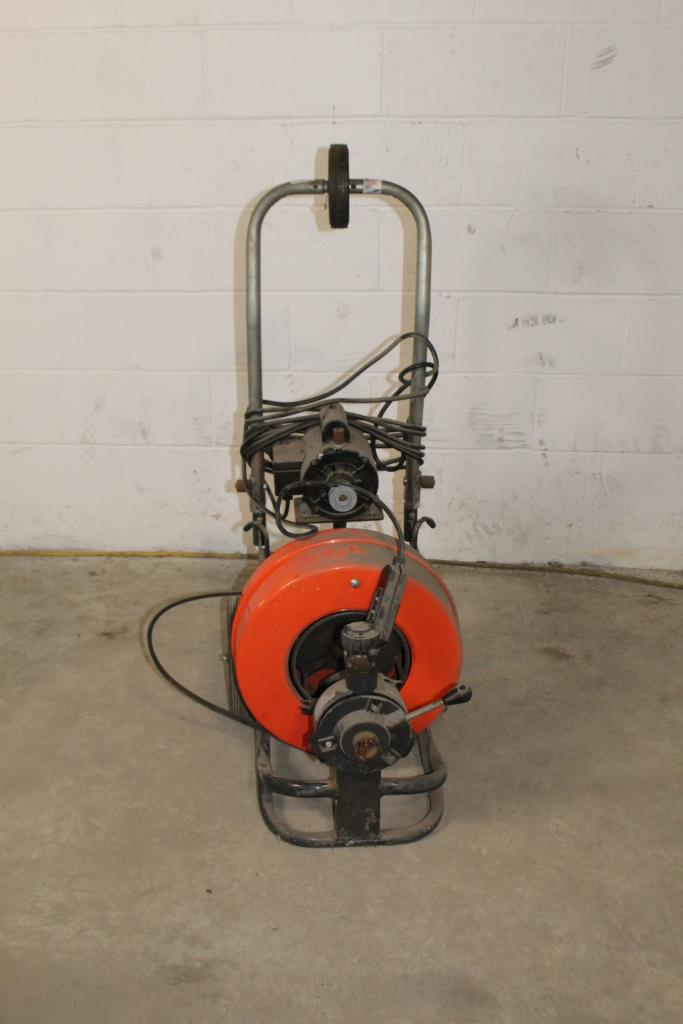 General Wire Spring Company | General Wire Spring Company Power Rooter Property Room
