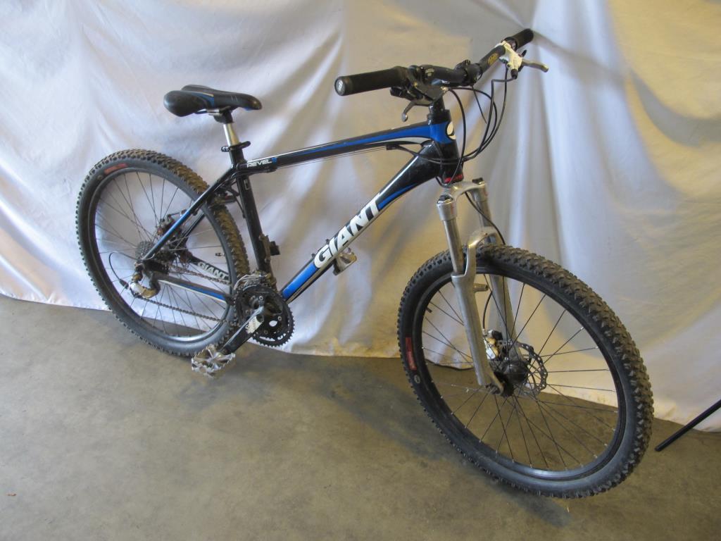 Giant Revel Mountain Bike Property Room