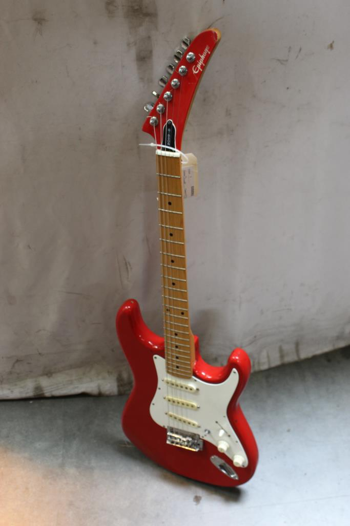 Gibson Epiphone Electric Guitar Property Room