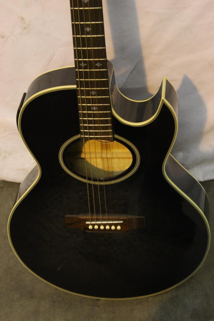 Gibson Epiphone Pr7e Tbk Aucustic Electric Guitar Property Room
