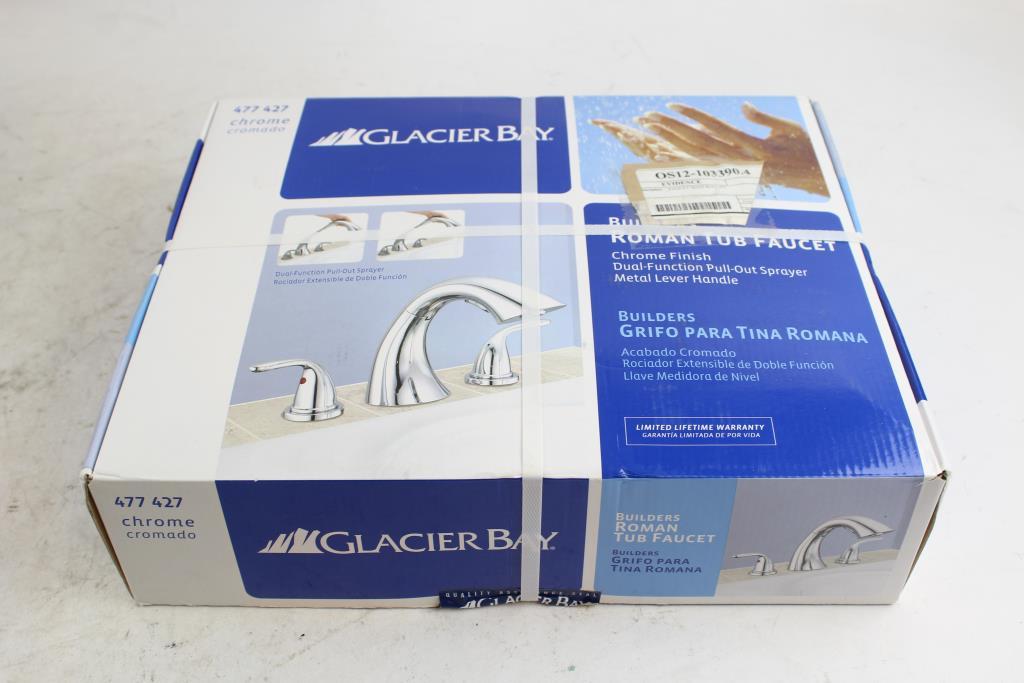 Glacier Bay Builders Roman Tun Faucet   Property Room