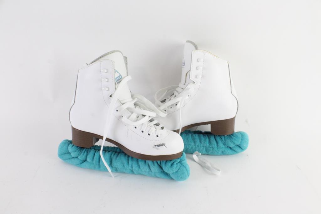 Glacier By Johnson Womens Ice Skates Size 2