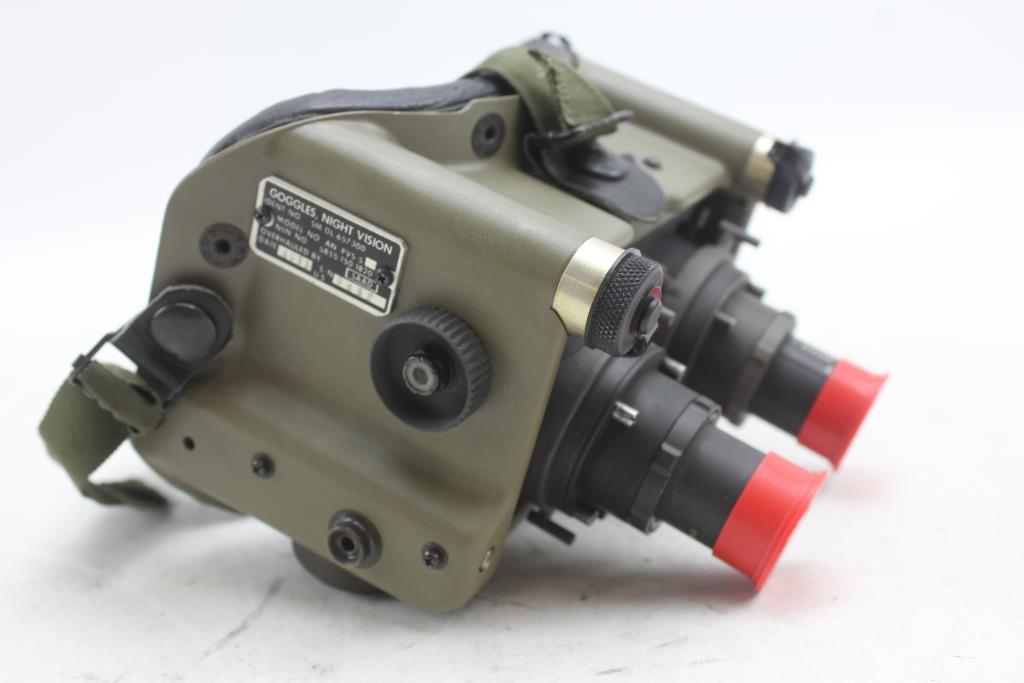 Goggles Night Vision Model Num...