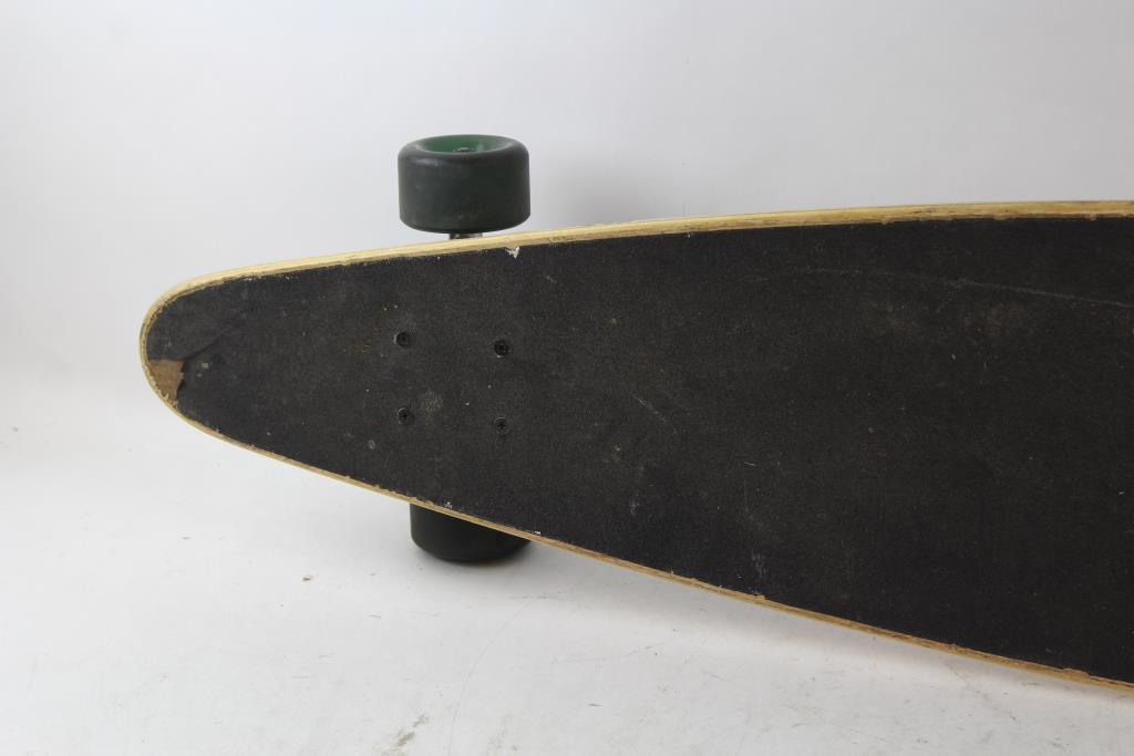 Golden Beach Longboard Skateboard