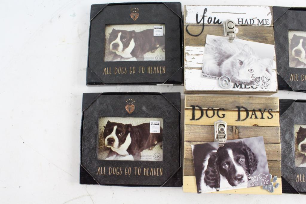 Grasslands Road Picture Frames And More 6 Pieces Property Room