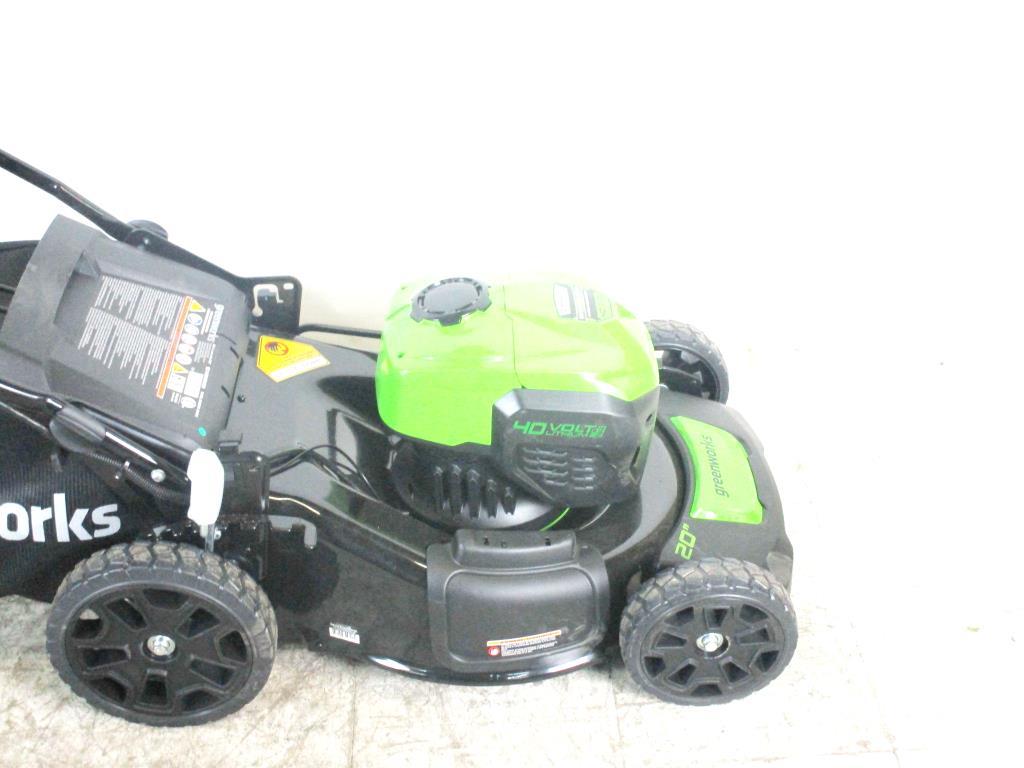 Greenworks Lawn Mower | Property Room
