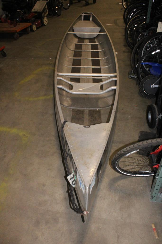 Grumman Boats Inc  Canoe | Property Room