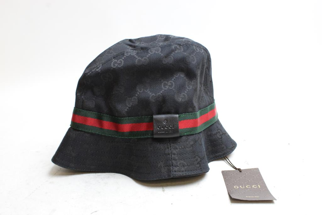 Gucci Bucket Hat  de40232bdd9