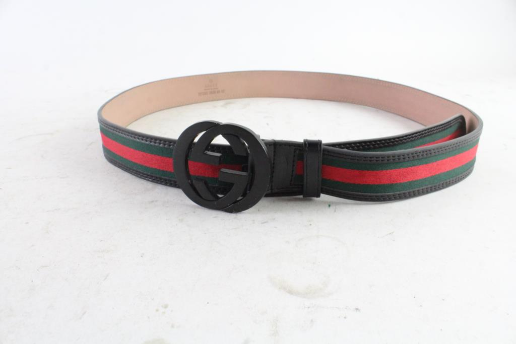 Gucci Mens Belt, Size 48   Property Room 693d511b914