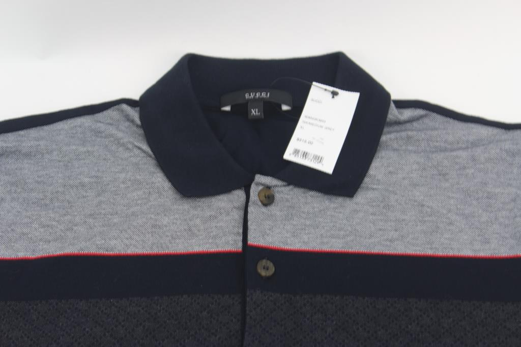 347962c240e Gucci Men s Polo Shirt  Size XL