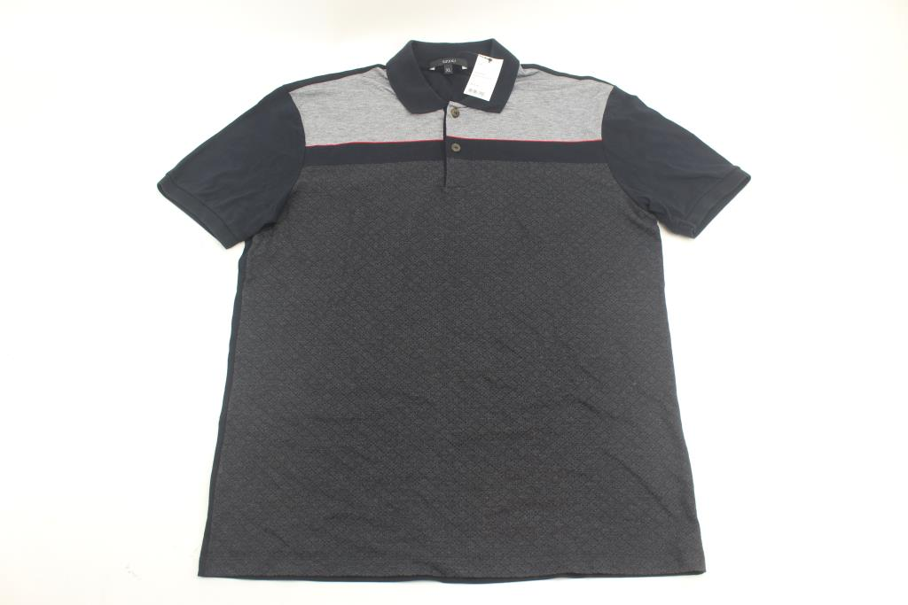 6a07d6ae0 Gucci Men's Polo Shirt; Size XL | Property Room