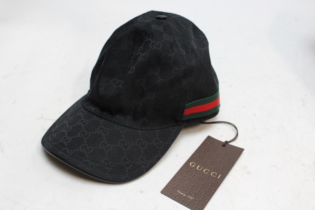 1f20afac006 Gucci XXL Nero Baseball Cap