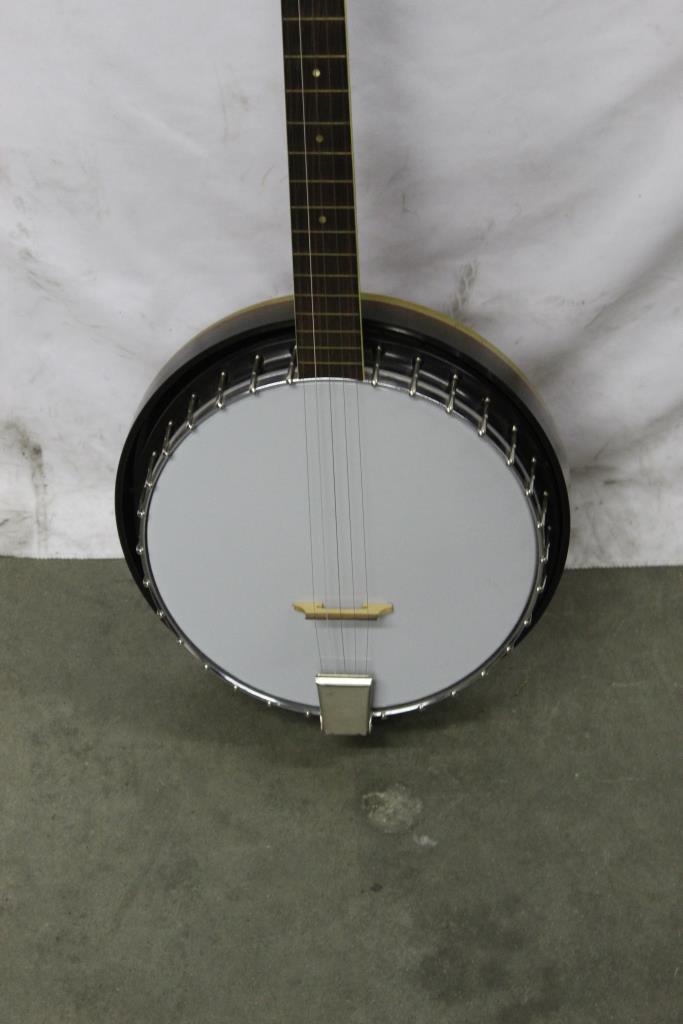 harmony banjo serial numbers