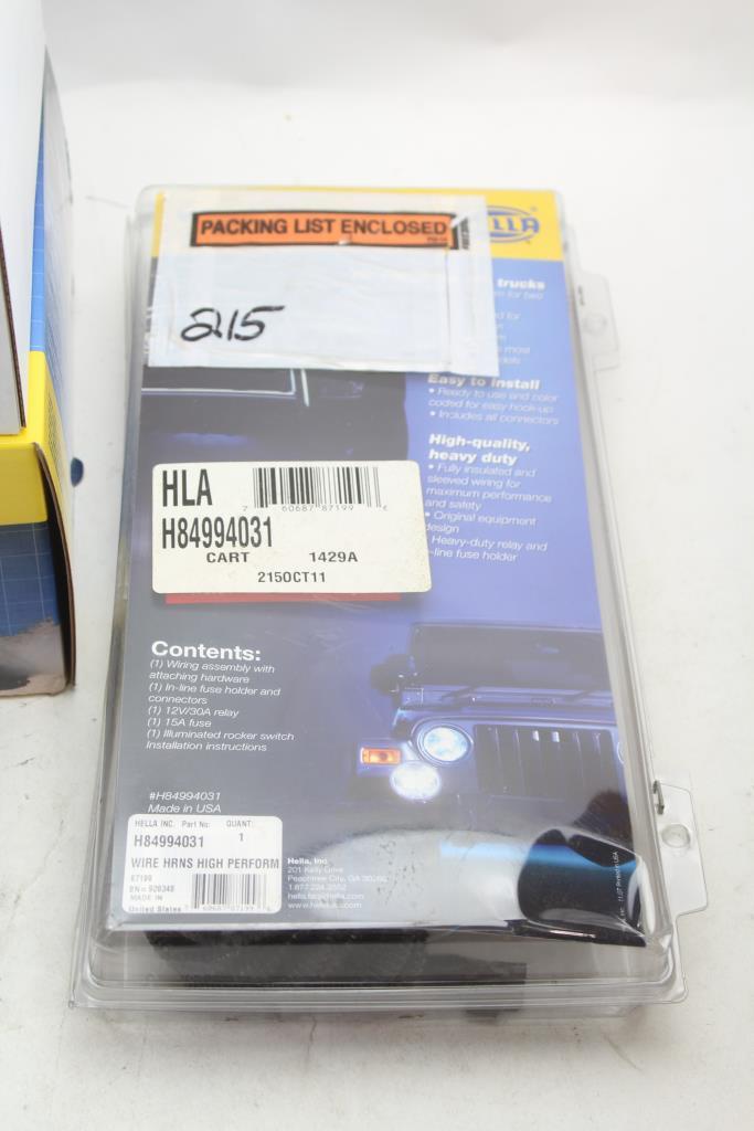 Surprising Hella Black Magic High Performance Halogen Lamp System And Wiring Wiring Digital Resources Otenewoestevosnl