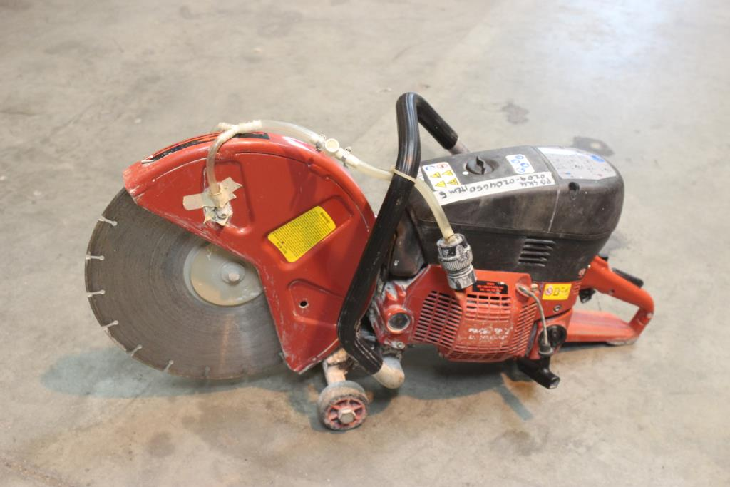 Hilti Ds Hs64 14 Concrete Gas Cut Off Saw Property Room