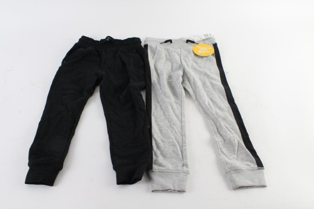 Hm Kids Sweatpants Size 4 5y 2 Pieces Property Room