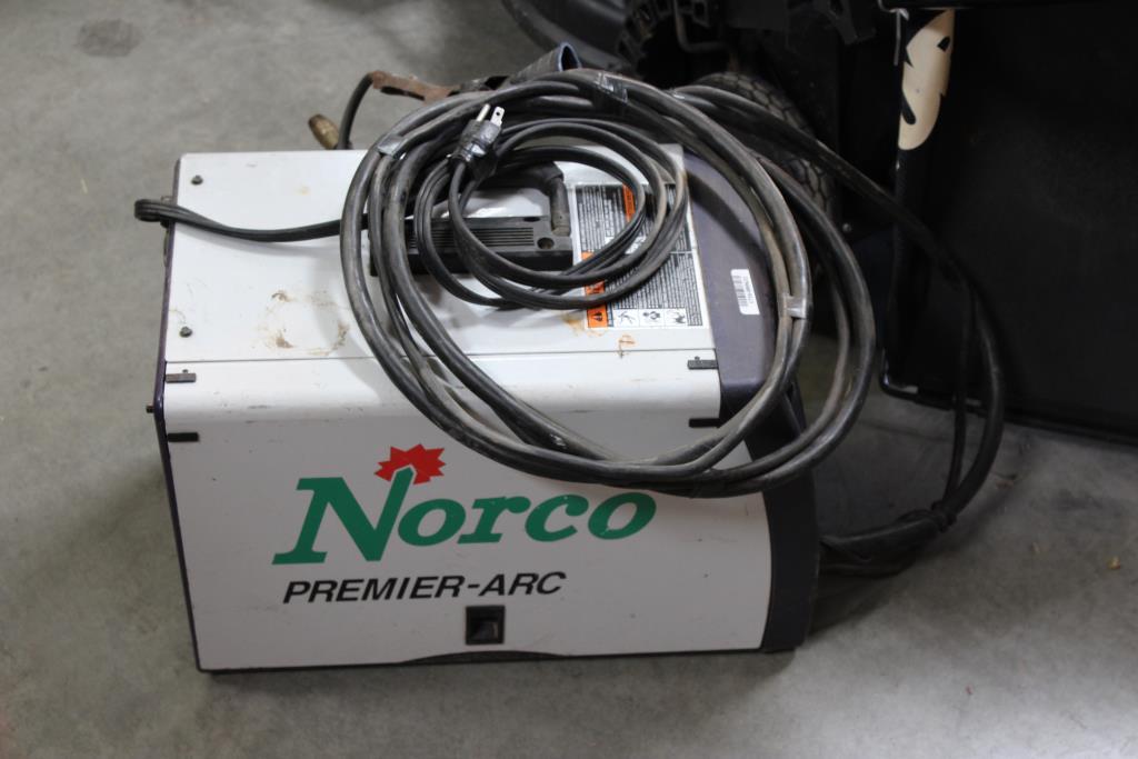 Hobart Handler 135 - Norco Premier-Arc Welder   Property Room