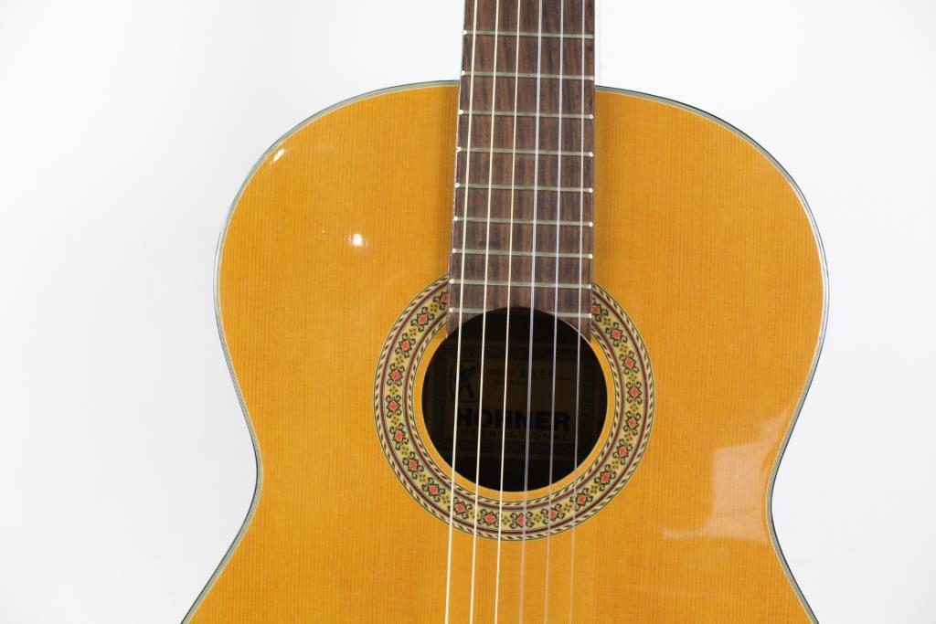 Hohner Hg14 International Acoustic Guitar Property Room