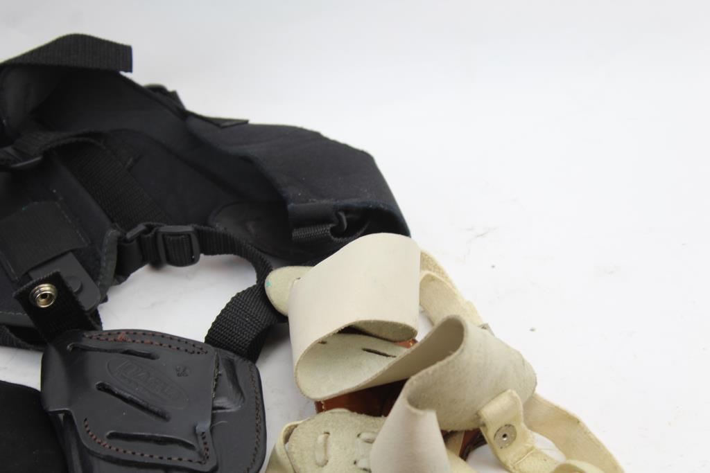 Holsters And Gun Belt: GunMate, Tagua, Safariland: 9 Items