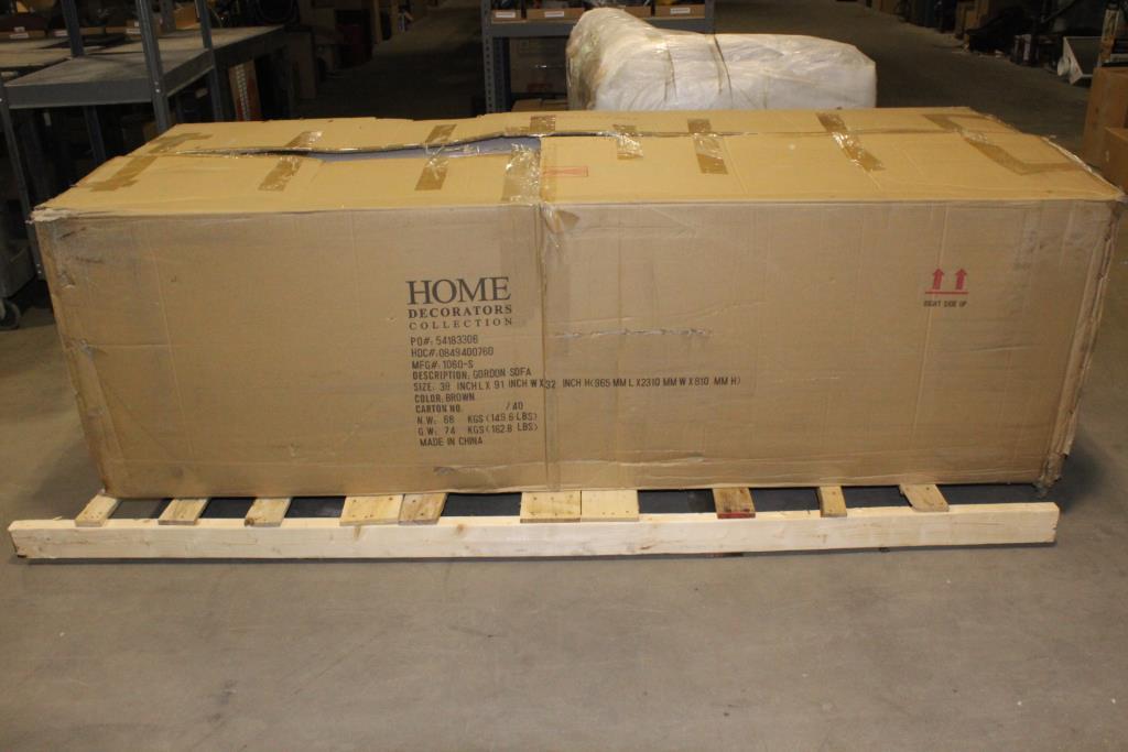 Home Decorators Gordon Sofa Property Room