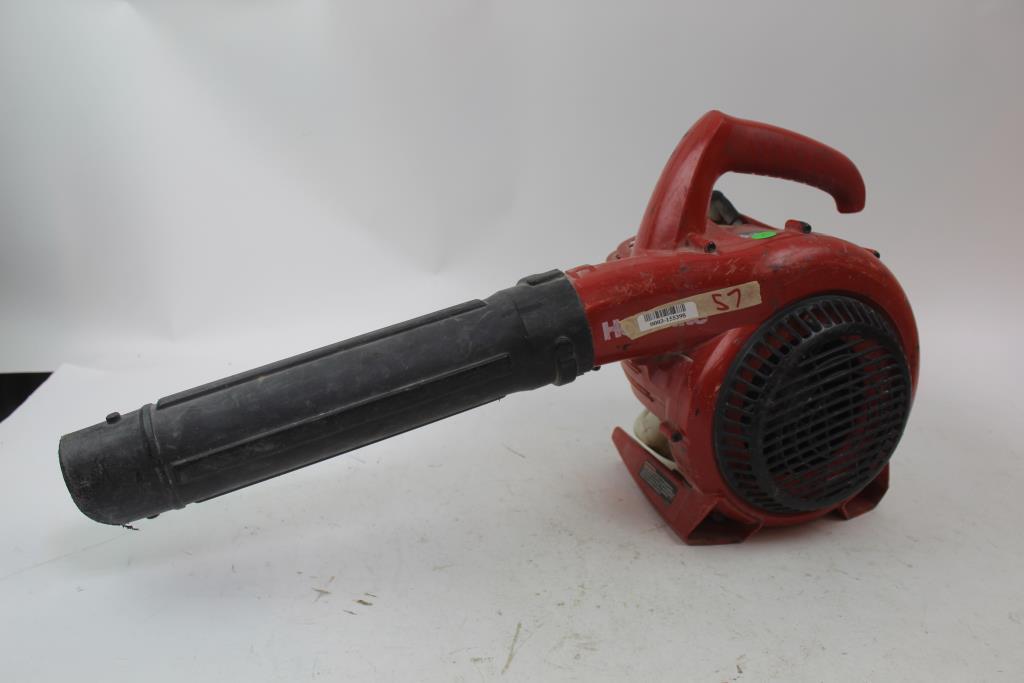 Homelite 26b Gas Powered Blower   Property Room