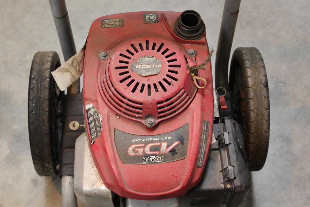 Homelite Honda Gcv 160 2700 Psi Pressure Washer Property